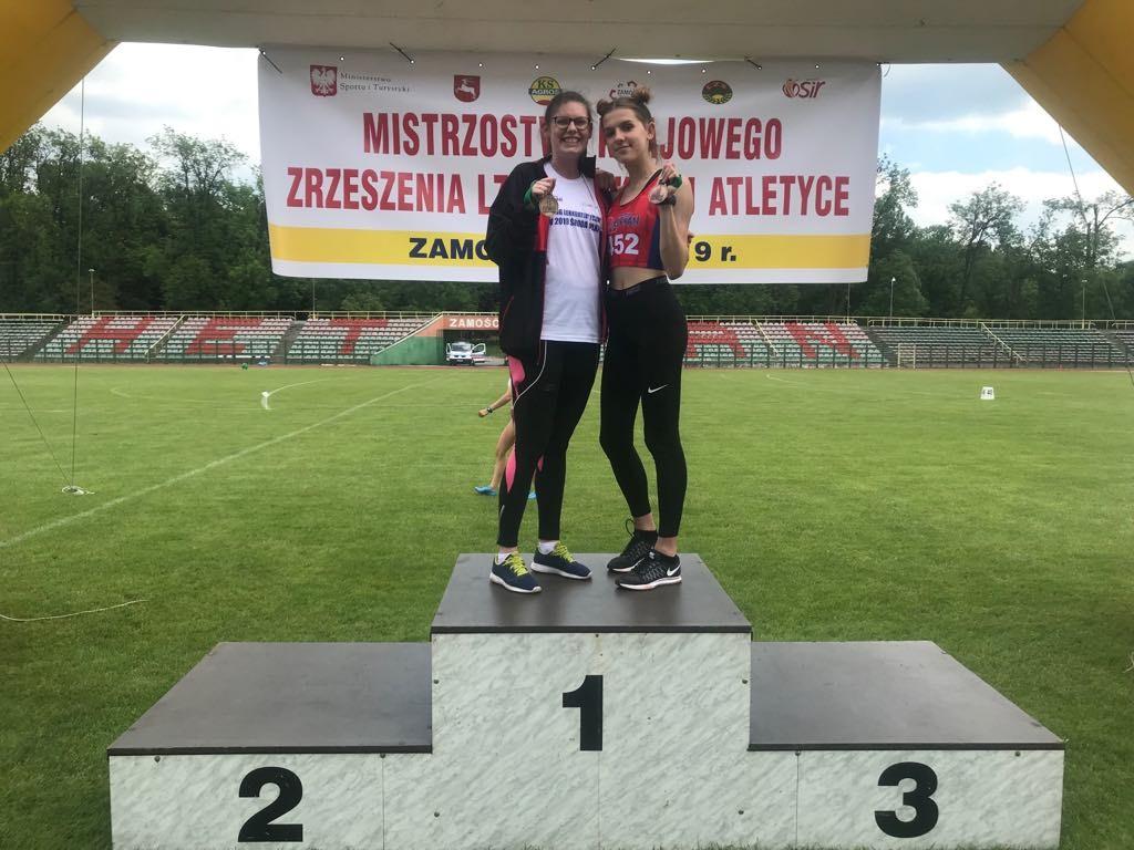 Zamość - Roksana i Zosia