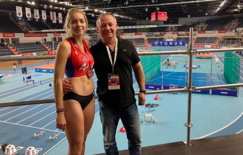 Weronika i Janusz